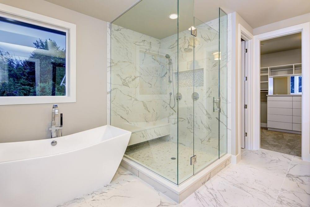 Shower Doors Gilbert Az – Custom Frameless Glass Shower Doors